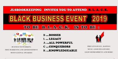 B.L.A.C.K Networking, Meet, Greet, Shop Event