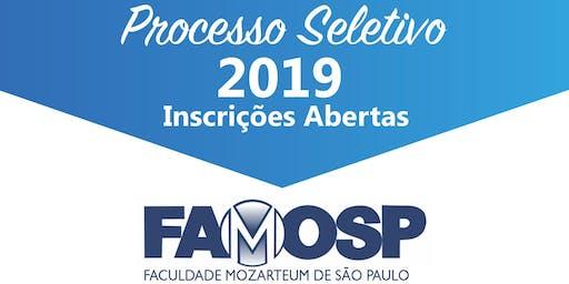 Matricula - Famosp 2019.2 - Agosto/2019