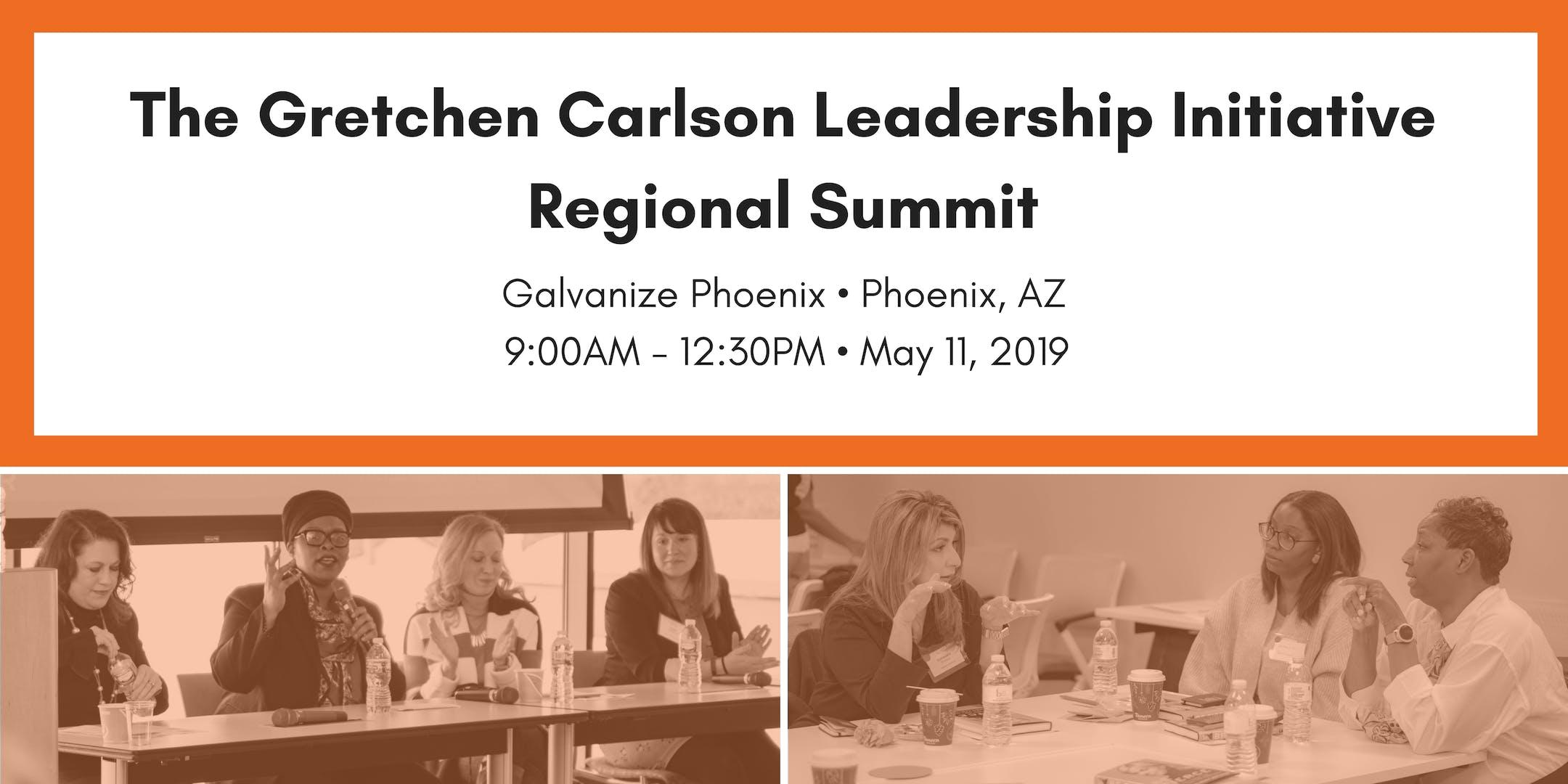 Gretchen Carlson Leadership Initiative Regional Summit