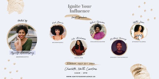 Ignite Your Influence 2019