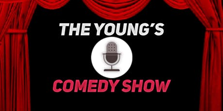 THE YOUNG'S COMEDY SHOW  billets