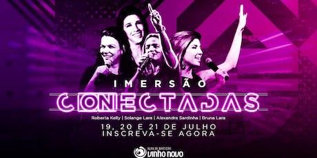Imersão de Mulheres 2019 - Conectadas ingressos