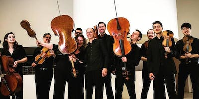 STRINGS ON FIRE: Magisterra Soloists