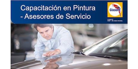 Asesores de Servicio - CO-AS entradas