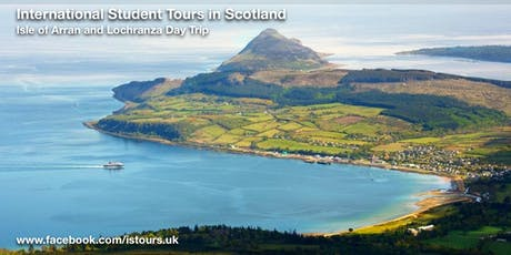Isle of Arran Day Trip Sun 27 Oct tickets