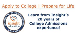 Apply to College, Prepare for Life: 20 Years of...