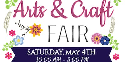 Copy of Hello spring arts and craft fair