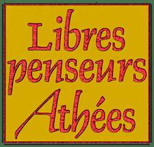 Libres penseurs athées logo