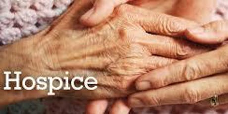CEU - End of Life Care/ Understanding Hospice (AM Session) tickets