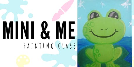 Mini & Me - August (Afternoon) tickets