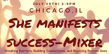 She Manifests Success-Mixer Chicago, IL  tickets