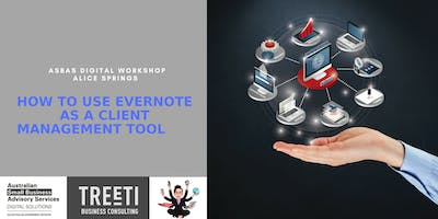 [Alice Springs] How to use Evernote as a client management tool
