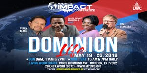 World Impact Conference 2019