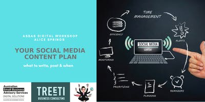[Alice Springs] Your Social Media Content Plan