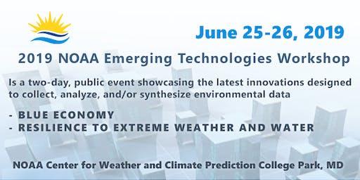 2019 NOAA Emerging Technologies Workshop