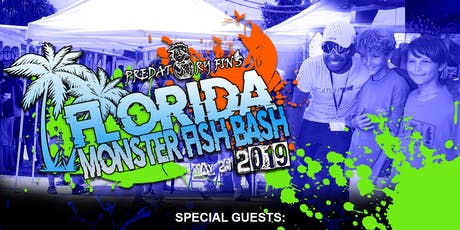 FLORIDA MONSTER FISH BASH 2019 tickets