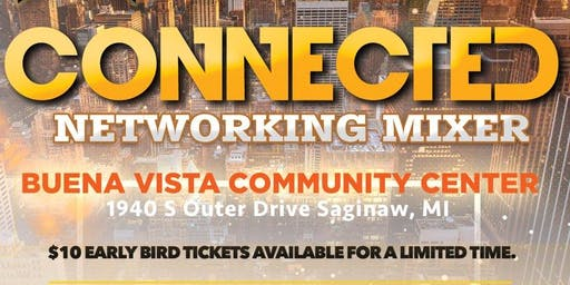 """Connected"" Networking Mixer"