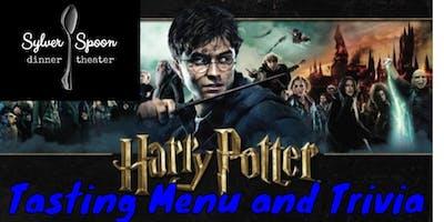 HARRY POTTER Trivia and Tasting Menu at Sylver Spoon! (Muggles Welcome)