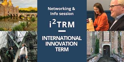 International Innovation Term - Networking & Info Session