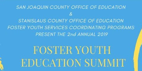 2nd Annual Foster Youth Education Summit tickets