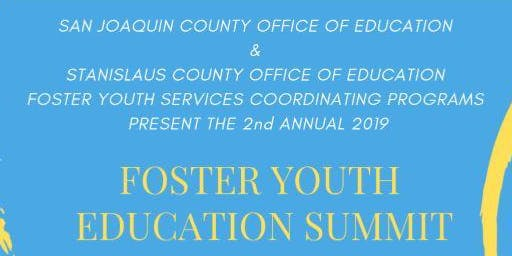 2nd Annual Foster Youth Education Summit