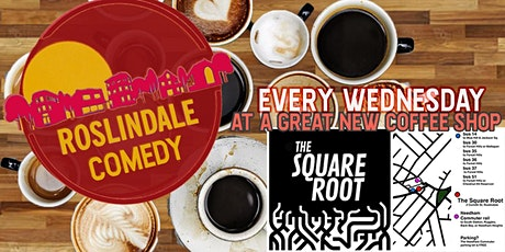 Roslindale Comedy tickets