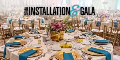 2019 SEMA Installation and Gala