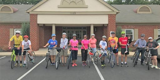 2019 Gahanna Pedal & Smile Bike Ride Series