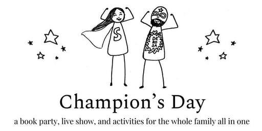 Champion's Day with Marty & Sarah