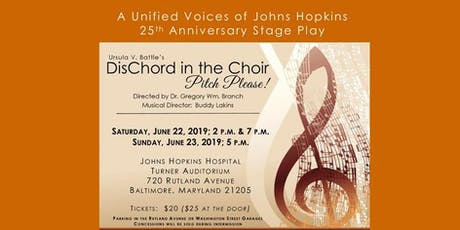 Ursula V. Battle's: DisChord in the Choir, Pitch Please!  tickets