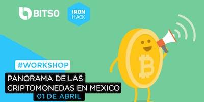 [WORKSHOP] - Panorama de las criptomonedas en México