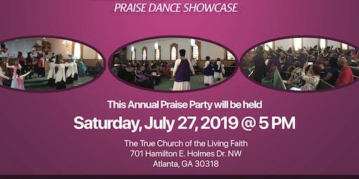 """""""Taking It Back!"""" 2019 Praise Dance Concert"""