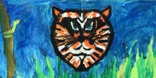 ALL the Paint - Kid's Summer Course (Ages 5-11) Tues-Fri  9:30-1:00