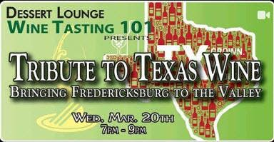Tribute to  Fredericksburg Wine