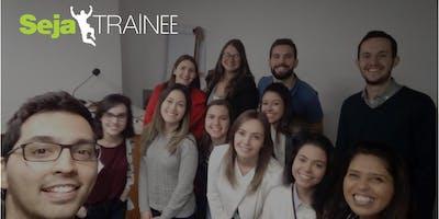 Simulação de Dinâmica de Grupo Seja Trainee (com feedback individual)