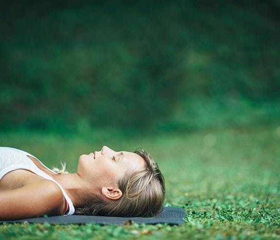 Under the Stars Relaxation Yoga with Guided Meditation! Bonus Sound Healing