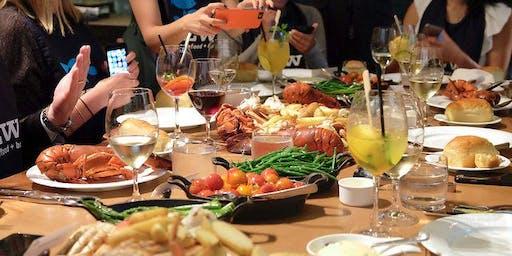 Crab + Lobster Seafood Boil Dining Series