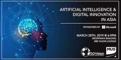 GOVision: Artificial Intelligence & Digital Innovation in Asia