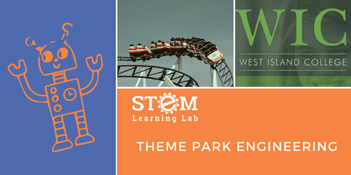 WIC: Theme Park Engineering (Ages 12-17)