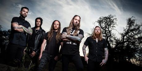 DevilDriver Australian Tour 2019 tickets