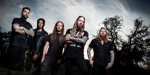 DevilDriver Australian Tour 2019