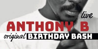 ANTHONY B. BIRTHDAY BASH in Berlin, Germany on Sunday, 31.03.2019