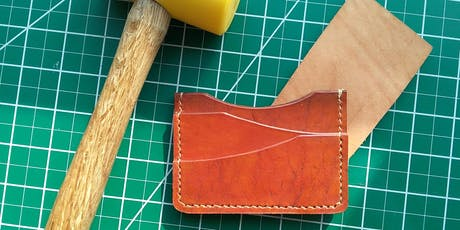 Tool Training: Leather Hand Tools tickets