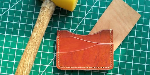 Tool Training: Leather Hand Tools