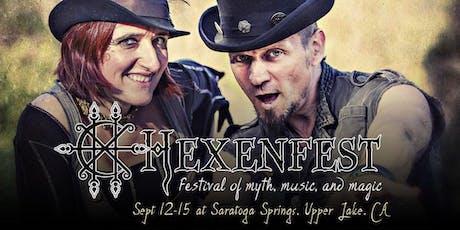 Hexenfest 2019 tickets