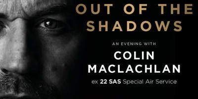 An Evening with Colin Maclachlan - ex 22 SAS