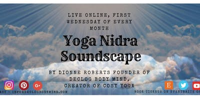 Yoga Nidra Live Online Class
