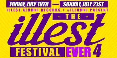 The Illest Festival Ever #TIFE4