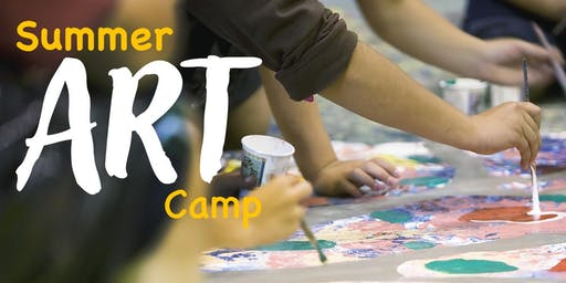Summer Art Camp Series: Upcycle Art