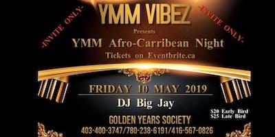 YMM Afro Caribbean Night